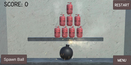 Cylinder Knockdown 1.0 screenshots 1