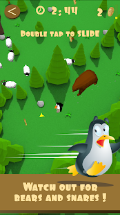 Penguin in Labyrinth 3D- screenshot thumbnail