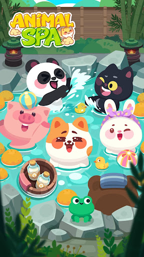 Animal Spa - Lovely Relaxing Game 41 screenshots 1
