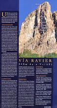 Photo: HUESCA -19- Parque de Ordesa - Tozal del Mallo - Vía Ravier, 6a, 340 m