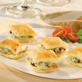Gorgonzola & Walnut Napoleon Bites