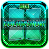 NEXT LAUNCHER THEME COLORSHOW