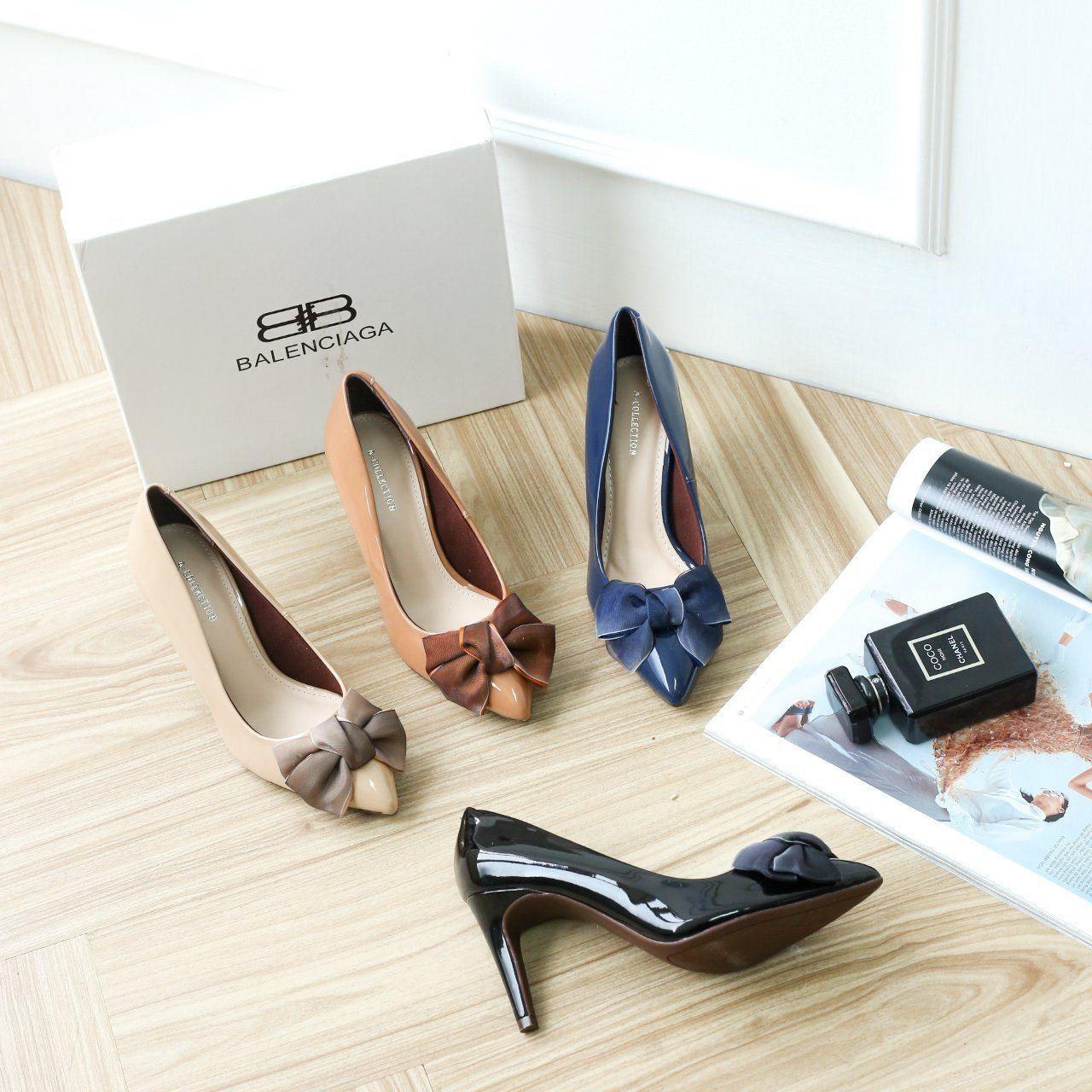 Những thiết kế giày đẹp sẽ rất dễ dàng thu hút khách hàng