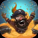 Clicker Pirates - Tap to fight icon