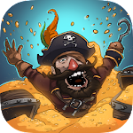 Clicker Pirates v1.0.25 (Mod Money)