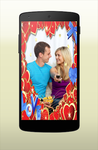 android New Frames Photo Valentine Day Screenshot 5