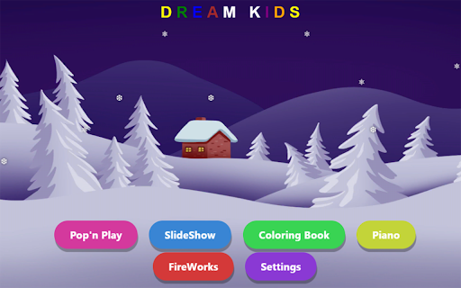 Dream Kids : Learning Games, Coloring Book and ABC screenshot 15
