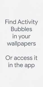 Activity Bubbles – A Digital Wellbeing Experiment apk download 1