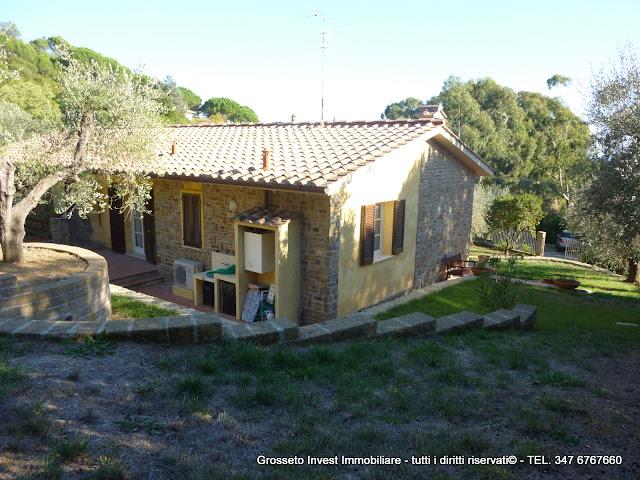 Villa vendita a Castiglione della Pescaia
