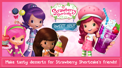 Strawberry Shortcake Sweet Shop screenshot 1