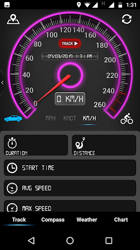 GPS Speedometer  screenshots 6