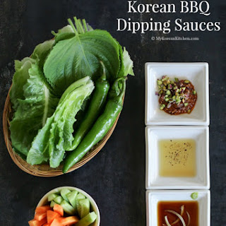 Wasabi Dipping Sauce Recipes