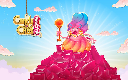 Candy Crush Jelly Saga 2.4.3 screenshots 15