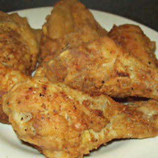 Easy Southern Pan Fried Chicken.