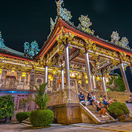 Khoo Kongsi by Lim Keng - Buildings & Architecture Places of Worship