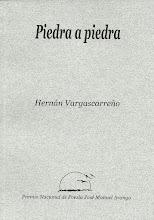 Photo: Piedra a piedra. Hernán Vargascarreño.  Premio Nacional de Poesía José Manuel Arango, 2010.  Edición digital NTC ... http://ntc-libros-de-poesia.blogspot.com/2010_12_30_archive.html