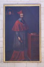 Photo: Der Kardinal Richelieu war von 1606 bis 1623 Bischof von Lucon