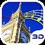 London Big Ben Clock 3D Theme