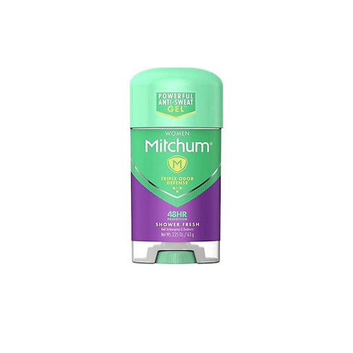 desodorante gel mitchum women shower fresh