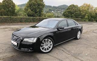 Audi A8l 4.2 Tdi Quattro Rent Košický kraj