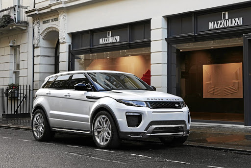 Expect the current Range Rover Evoque to be replaced in the second half of 2018