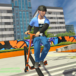 Scooter FE3D 2 Icon