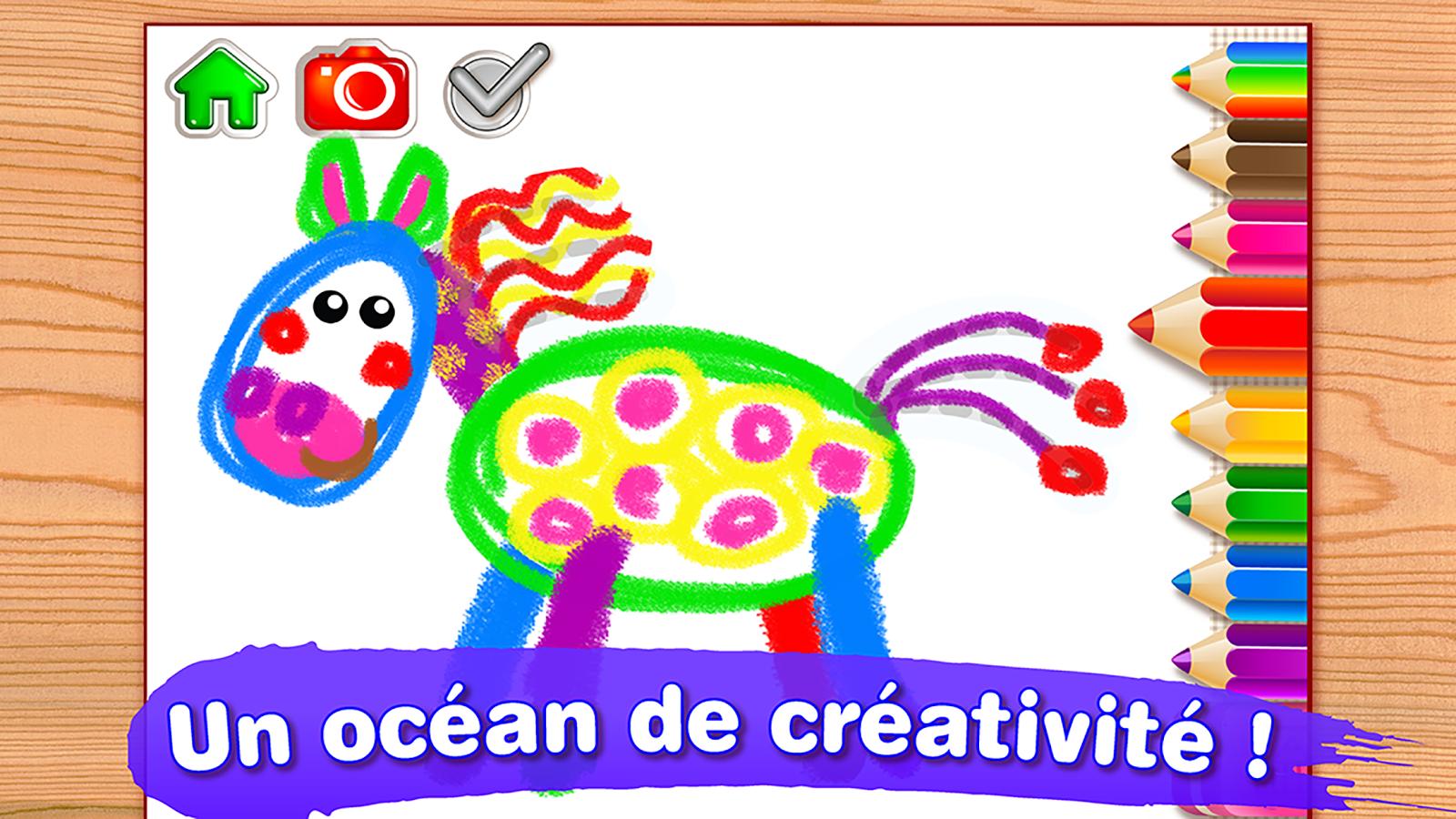 jeux de dessin gratuit capture dcran