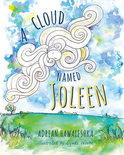 A Cloud Named Joleen cover