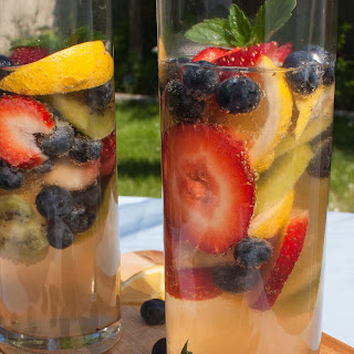 White Wine Sangria.