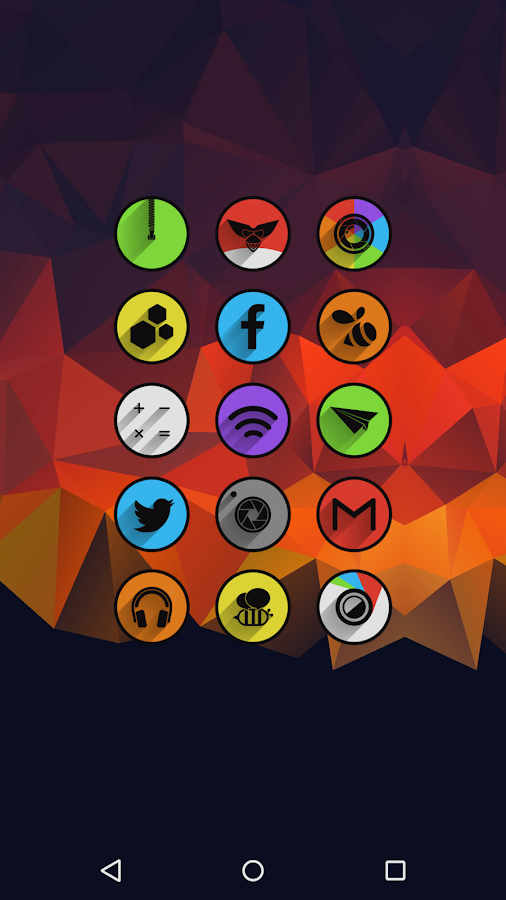 Umbra - Icon Pack- screenshot