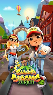 Subway Surfers Cheat 1