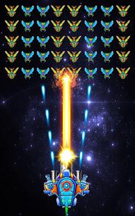 Galaxy Attack Alien Shooter v7.10 APK (Mod Money) Full