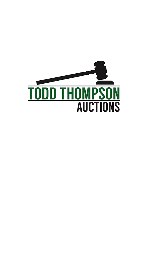 Todd Thompson Auctions- screenshot