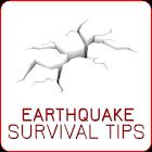 Earthquake Survival Tips icon