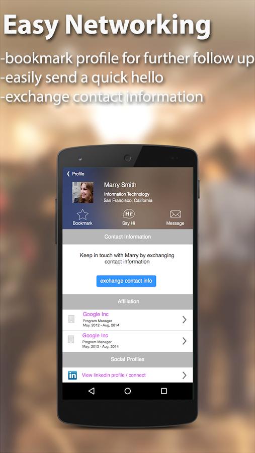 Whova - Networking at Events - screenshot