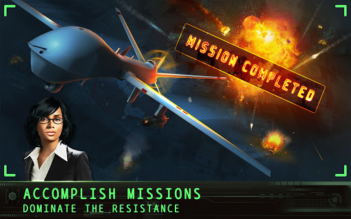 Drone Shadow Strike 1.5.02 screenshots 15