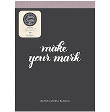 Kelly Creates Paper Pad 8.5X11 50/Pkg - Blank