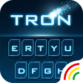 Tron RainbowKey Theme