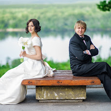 Wedding photographer Sergey Cherkasov (CherkasoFF). Photo of 22.04.2016