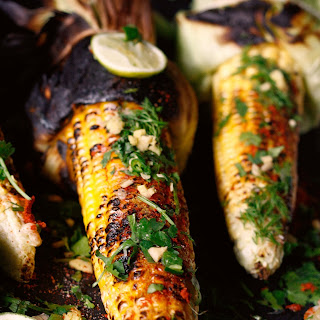 Grilled Indian Corn Recipes