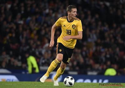 """Hans Vanaken, après une première réussie, pense déjà la suite: """"C'est ainsi que nous devrons bientôt jouer avec le Club de Bruges en Champions League"""""""