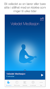 Mindfulness Appen NOR- screenshot thumbnail