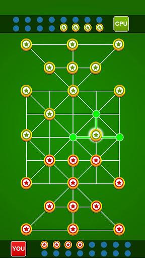 Bead 16 - Tiger Trap ( sholo guti ) Board Game ud83eudde0 1.05 screenshots 12