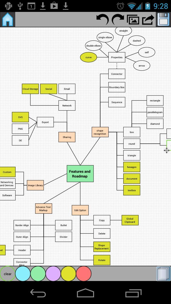 DrawExpress Diagram Screenshot 1
