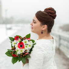 Wedding photographer Marina Bazhanova (id24448806). Photo of 21.11.2016