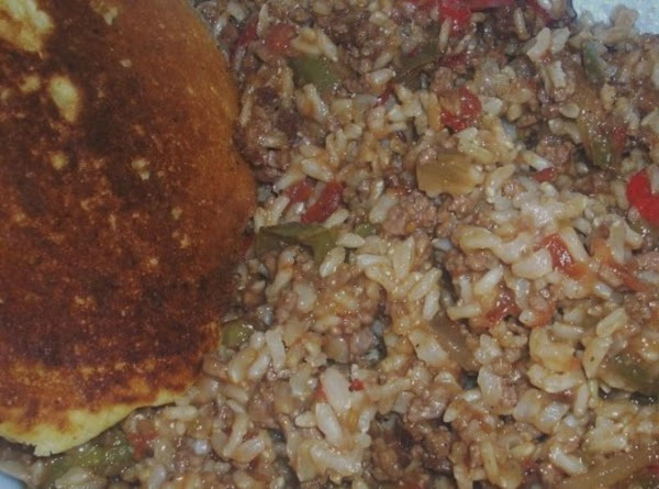 Oz's Dirty Rice Recipe