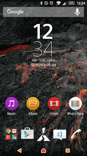 APS Theme - Lava