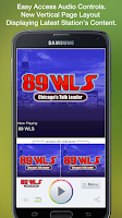 Screenshot of 89 WLS