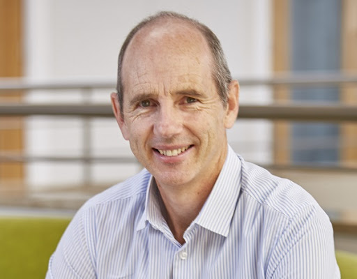 Peter Harvey, MD of DPO South Africa.