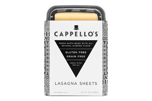 If I'm not making my own noodles, Cappello's is the brand I choose. They...